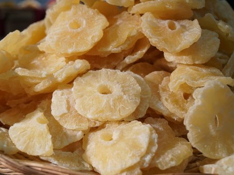 Gekonfijte Ananas