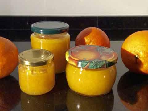 Sinaasappelmarmelade maken